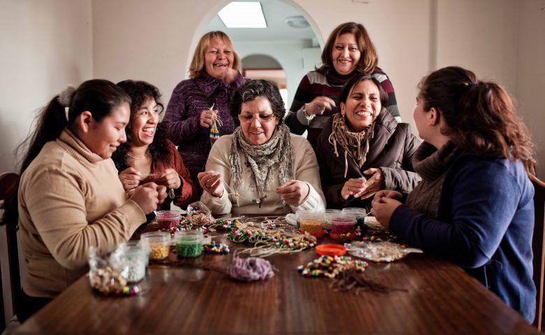 Fundación Mujer Levántante