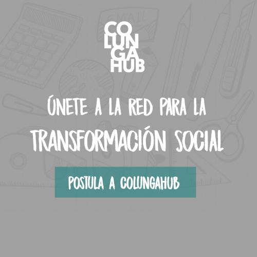 ¡Únete a nuestra red para la transformación social!