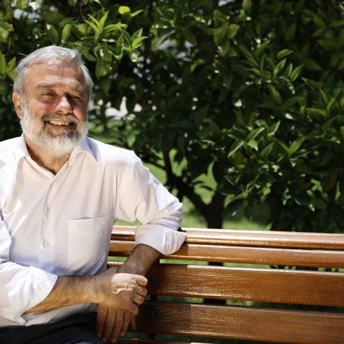 """Entrevista con Benito Baranda """"Mientras más gente participa, más innovación social tienes"""""""