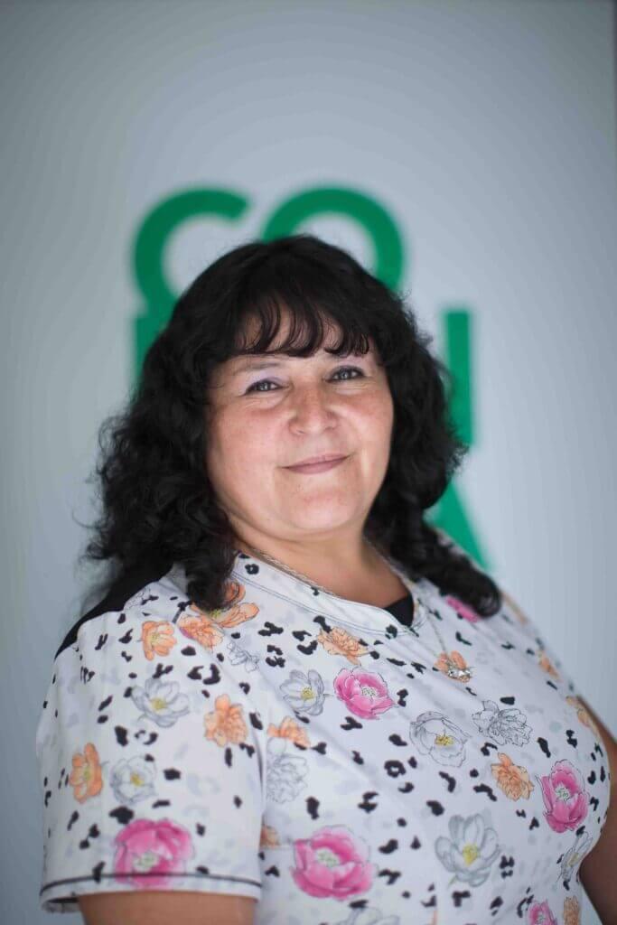 Claudia Cantillana Jeldres